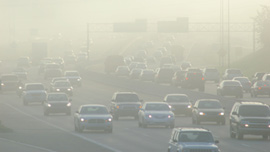 Photo of Vehicle Emissions Smog in Hamilton