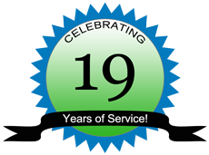 Celebrating 14 Years of Service